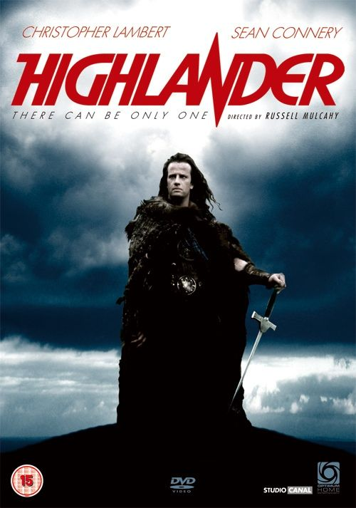 "Highlander  - 1986 ""There can be only one""--until the TV series added Connor's relative Duncan.  Then there were two."