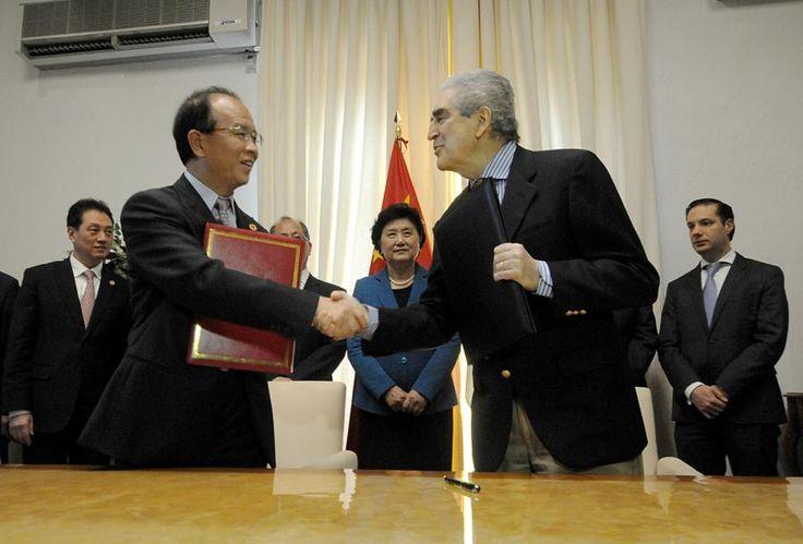 China y México firman declaración conjunta de cooperación en materia de cultura