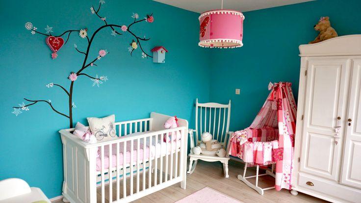 Interieur babykamer