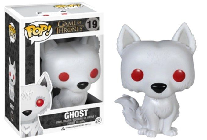 Funko POP Game of Thrones Figure: Ghost