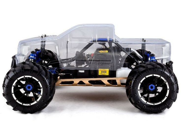 Gas RC Trucks for Sale | Redcat Racing Rampage MT V3 1/5 Scale Gas Powered RC Car Monster Truck