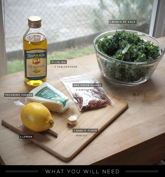 Spicy Kale Salad - I don't normally like kale, but i'd be willing to give this a try!