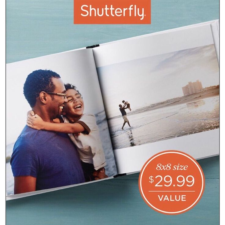 Shutterfly 8x8 Photo Book promo code Exp 6/30/17 KEB7 20 Pages  | eBay