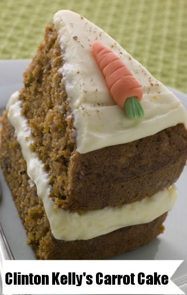 clinton s carrot cake whipped cream cheese frosting recipe carrot cake ...