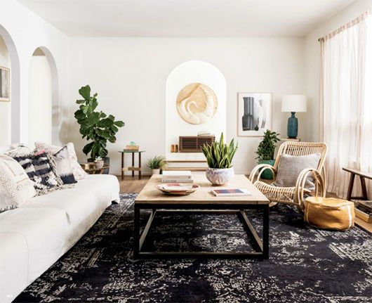 Loloi Rugs On Location In India. / Sfgirlbybay · Neutral Living RoomsLiving  Room ...