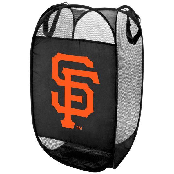 San Francisco Giants Team Logo Laundry Hamper - $7.99