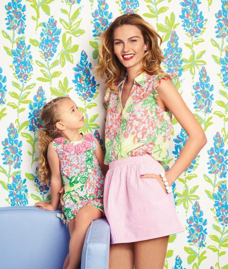 Match your Minnie! - This reminds us of our recent Mommy & Me retail event at Pinkalicious. La Costa loves Lilly.