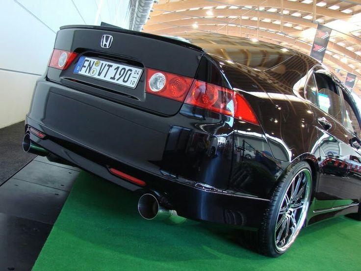 Honda accord type s mugen