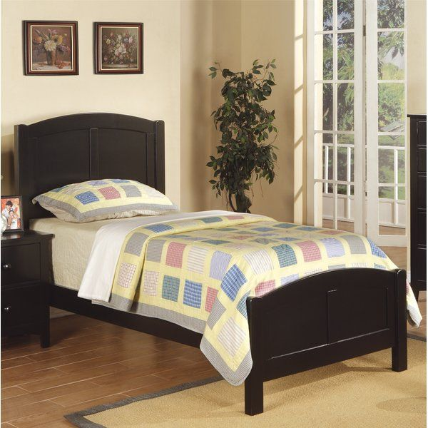 Best Allaire Twin Panel Bed Twin Platform Bed Headboards For 400 x 300