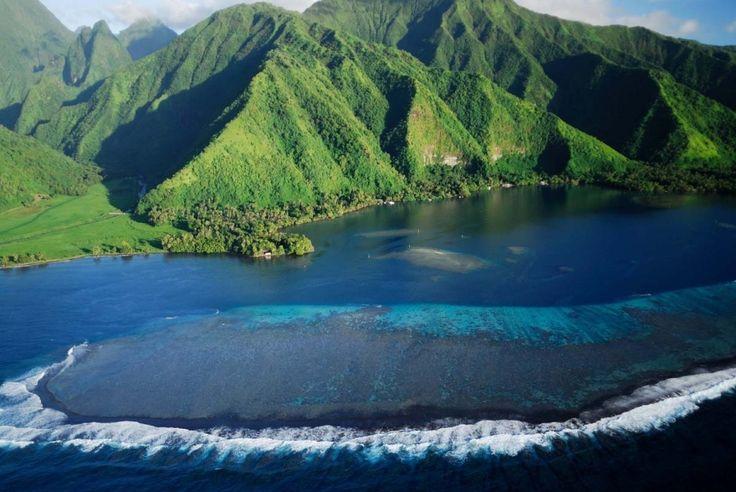 Places to Visit #7 - Maeva! welcome   Manava Suite Resort Tahiti