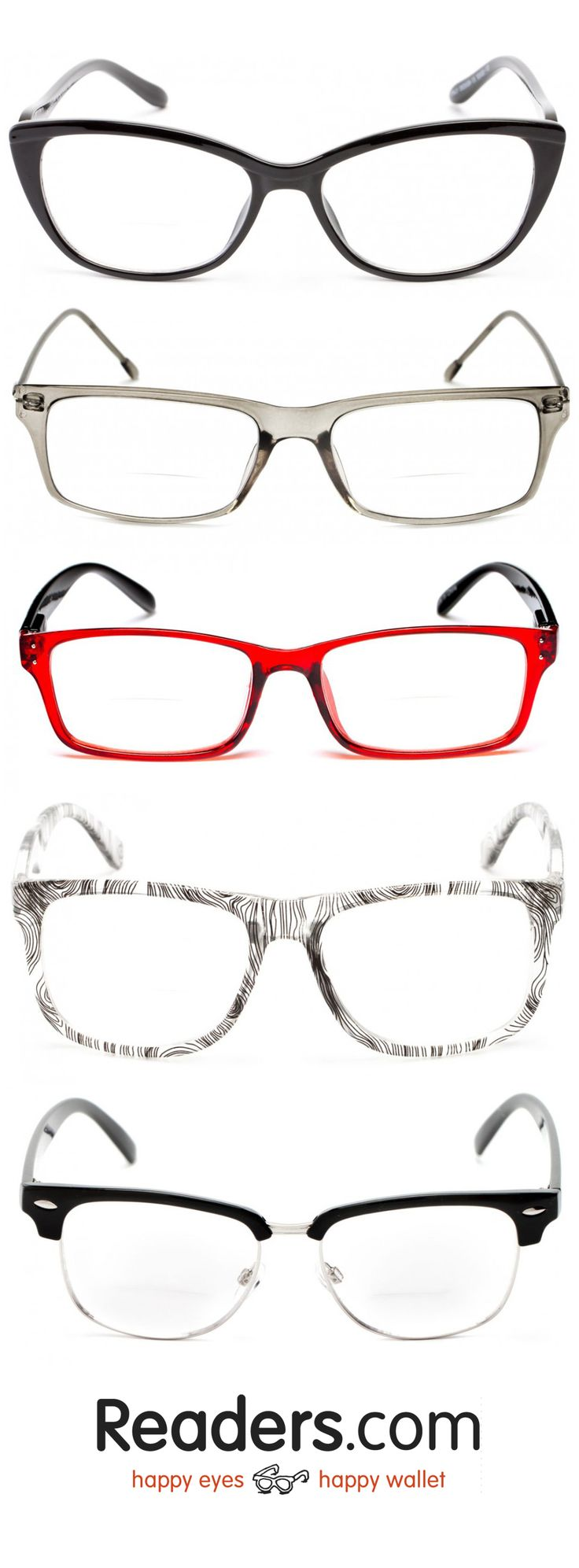 The best bifocal reading glasses for women | Readers.com Reading Glasses