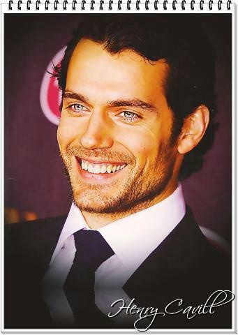 OH MY...check out those grey eyes!!!  Henry Cavill as Christian Grey <3