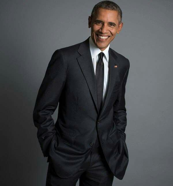 President of the United States Barack Hussein Obama