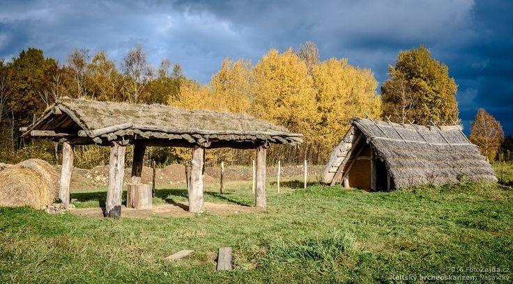 Keltský skanzen Nasavrky