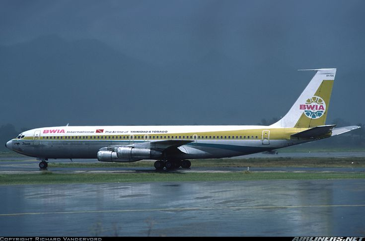 199 Best Images About Boeing B707 On Pinterest