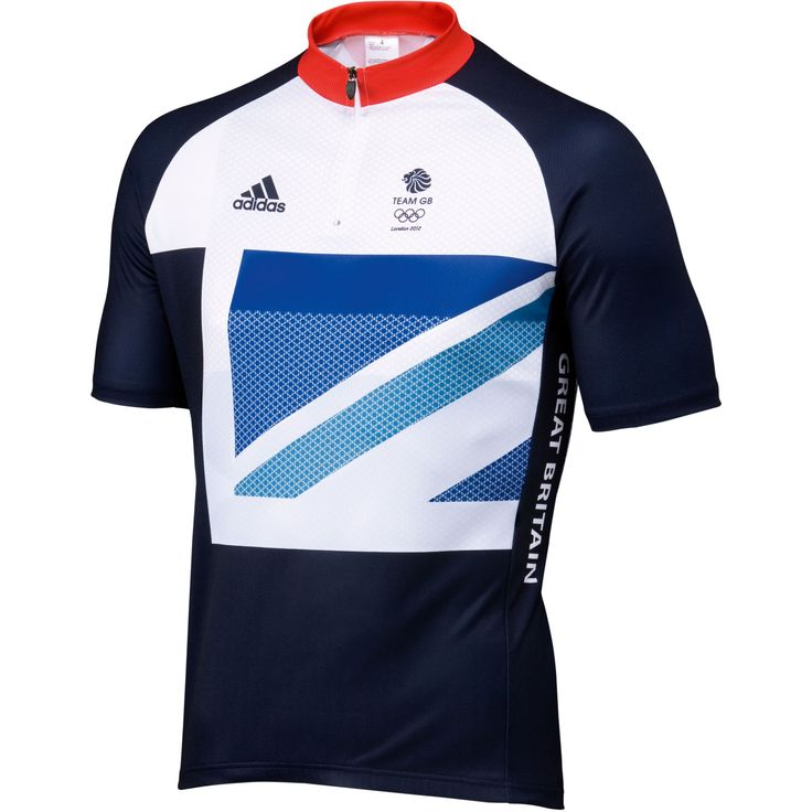 Wiggle | Adidas London Olympics 2012 Team GB SS Cycling Jersey Short Sleeve Cycling Jerseys