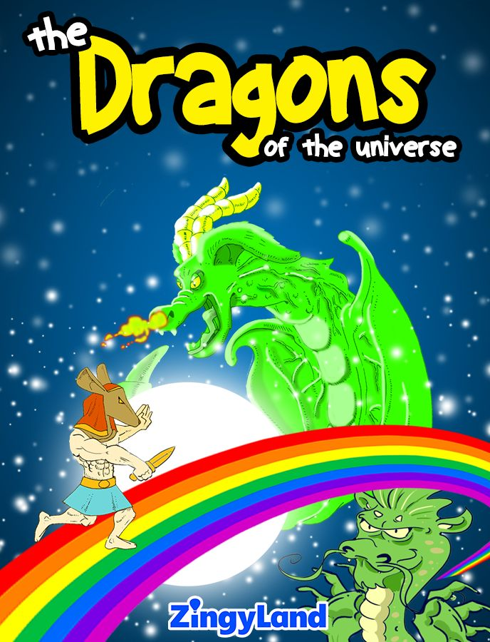 The Dragons of the universe