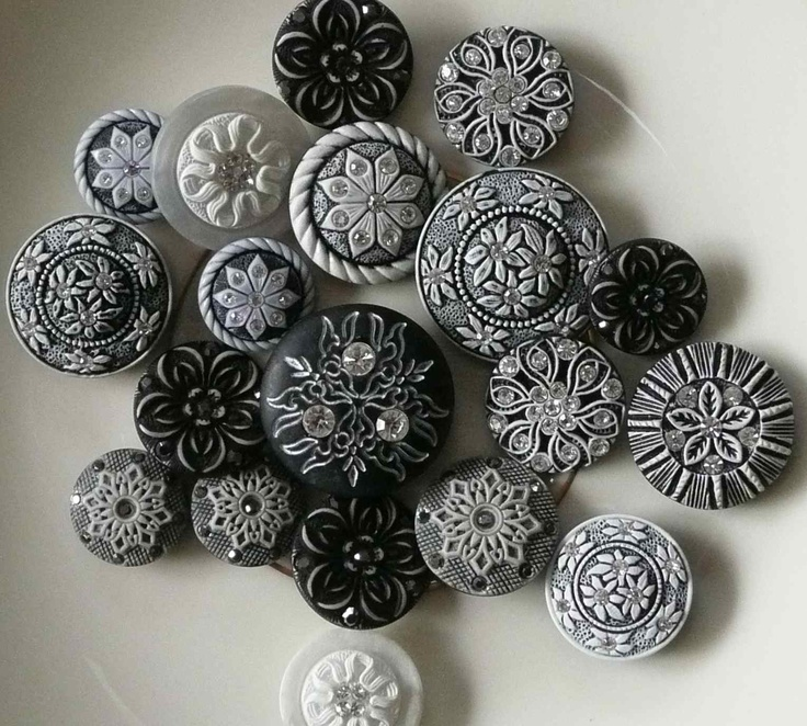 buttons from NYC Shop