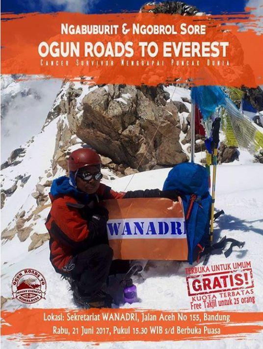 Ogun Roads To Everest