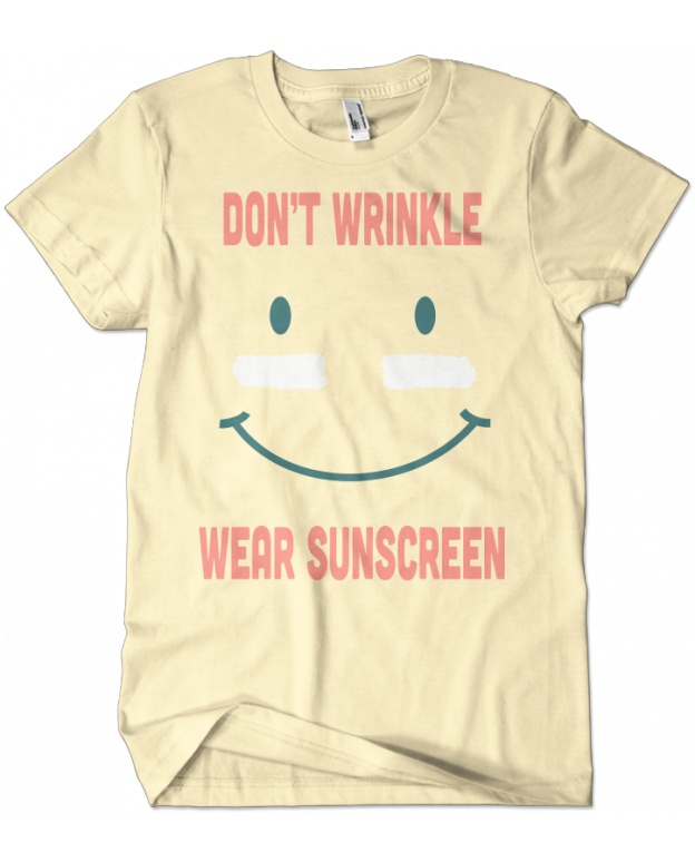 Evoke apparel wear sunscreen t shirt http www for Shirts with sunscreen in them