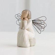 Nuevo En Caja-Como Nuevo-Angel de la prestación de cuidados-Willow Tree Demdaco-Susan Lordi - 26079
