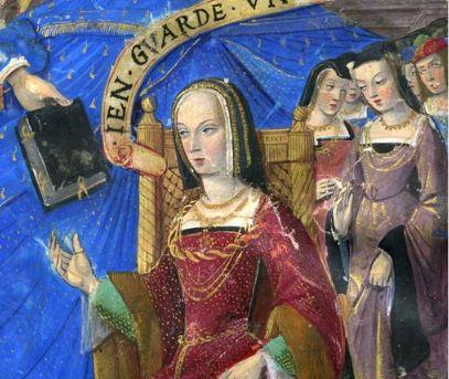 Anne de Graville 1505