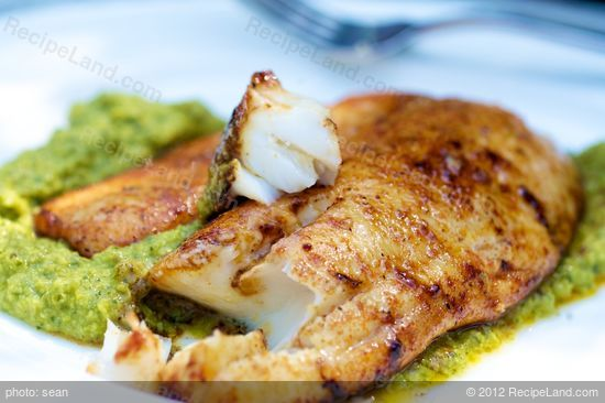 Great Grilled Flounder: This is an excellent recipe for grilling flounder. The cajan seasoning is very good. I followed the recipe but I didn't have worchestershire sauce. I would use this recipe again.