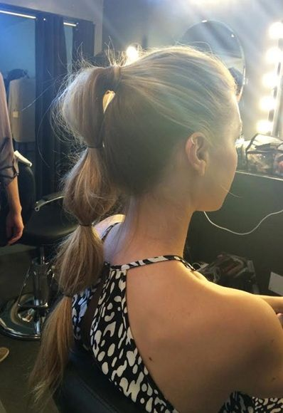 Major #haircrush Whitney Port shows us how to recreate her perfect locks: http://asos.to/1tUk85H