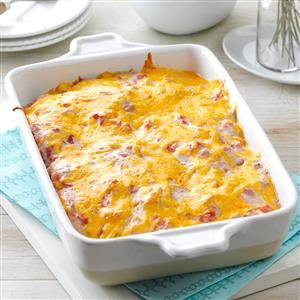 25 Foolproof Ground Beef Casserole Recipes - No one goes hungry when you bake up our favorite ground beef casseroles. From Italian Stuffed Shells to Mexican Pasta Bake, these hamburger recipes are hearty, satisfying and easy on your wallet.