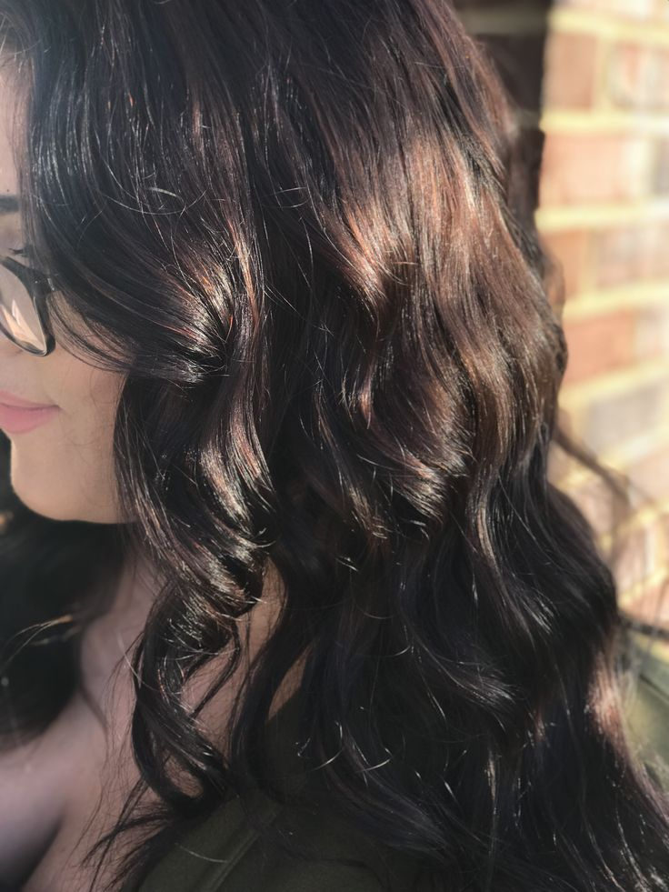 The 25 best mahogany highlights ideas on pinterest dark brunette with mahogany highlights perfect fall look warm toned hair for this autumn weather pmusecretfo Choice Image