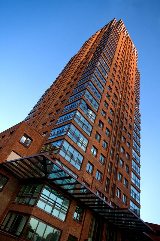 Alphatoren Enschede city