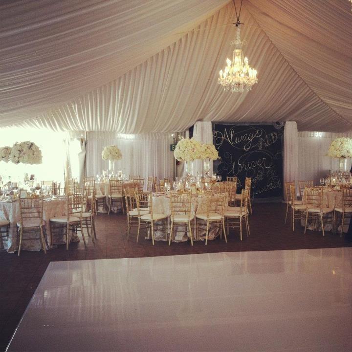 The Santaluz Club Tent Wedding Wynn Austin Events San Diego Planner