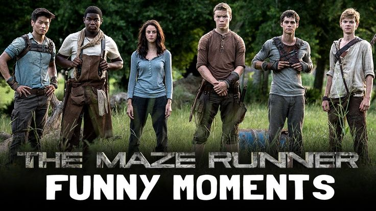 The Maze Runner Cast Funny Moments. Seriously I think Will is the funniest!