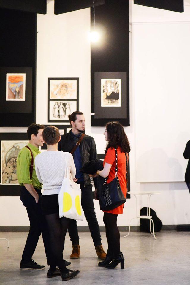 Noaptea alba a creatorilor si designerilor de produs, editia de Timisoara, 2015