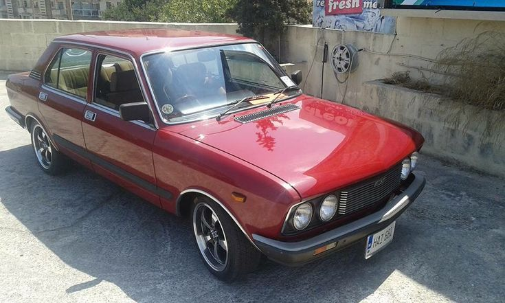 fiat 132 for sale in malta new condition
