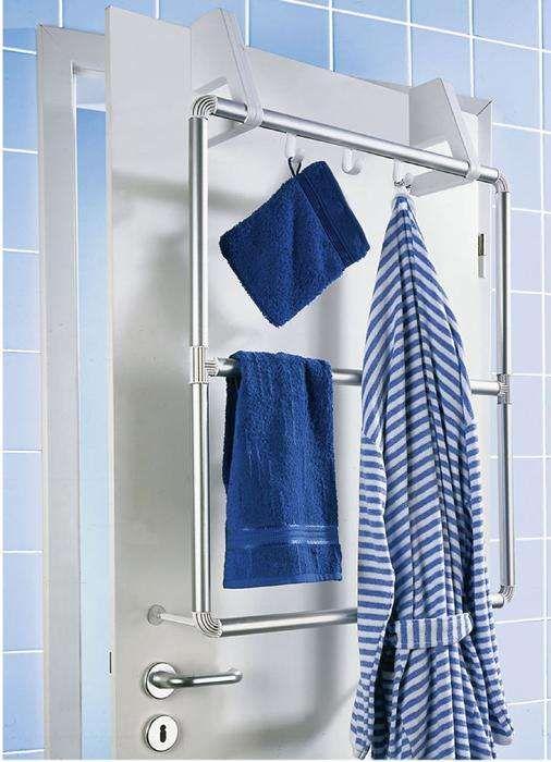 Compact Handtuchhalter Platzsparend Handtuchhalter