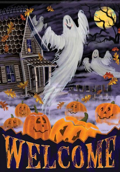 Halloween Manor