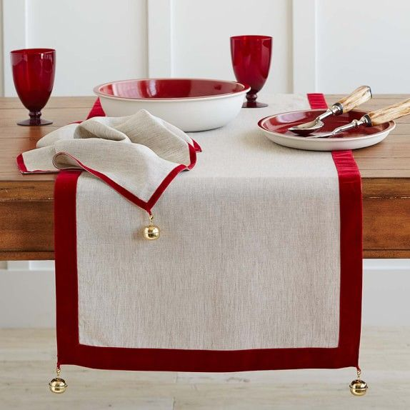 Jingle Bells Table Runner