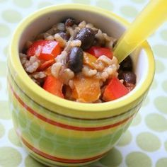 Homemade Baby Food: Mexican Fiesta Stew for 9-12 Months, from NurtureBaby.com