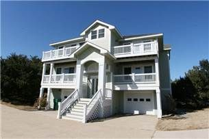 Soundside Outer Banks Rentals | Currituck Club Rentals | Thistle Dew (This Will Do)
