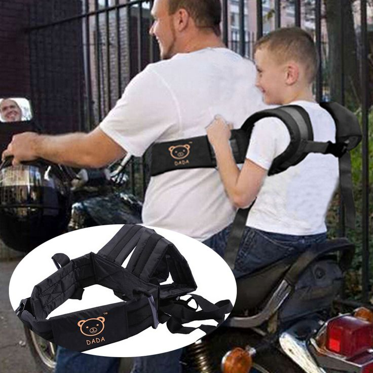2016 Kids Children's Motorcycle Bike Cycle Bicycle Safety Belt Adjustable Electric Vehicle Safe Strap Carrier For Child Safety