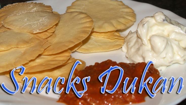 Dieta Dukan | Contigo paso a paso. Recetas, información y guia.: SNACKS DUKAN (APERITIVOS) - FASE CRUCERO
