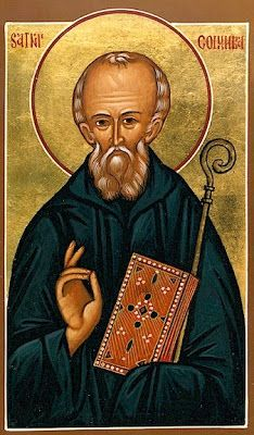 Feast of: Saint Columba (521 – 597) Columba was an Irish abbot and missionary credited with spreading Christianity in present-day Scotland. He founded the important abbey on ...(Read the rest of his story here:) https://www.facebook.com/St.Eugene.OMI/photos/a.1490771924522168.1073741828.1490724774526883/1592033251062701/?type=1&theater