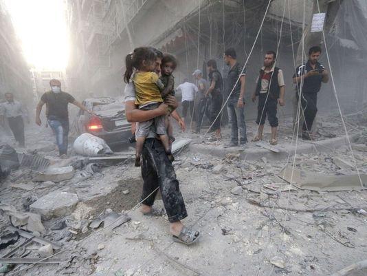 Battle over Syria's Aleppo nears - USA TODAY #Syria, #Aleppo, #War