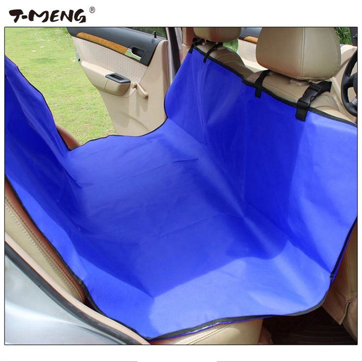 T-MENG Dog car seat cover car seat for dog Pet Mat Hammock Cushion Protector Drop Travel Portable Foldable Pet Carriers Supplier