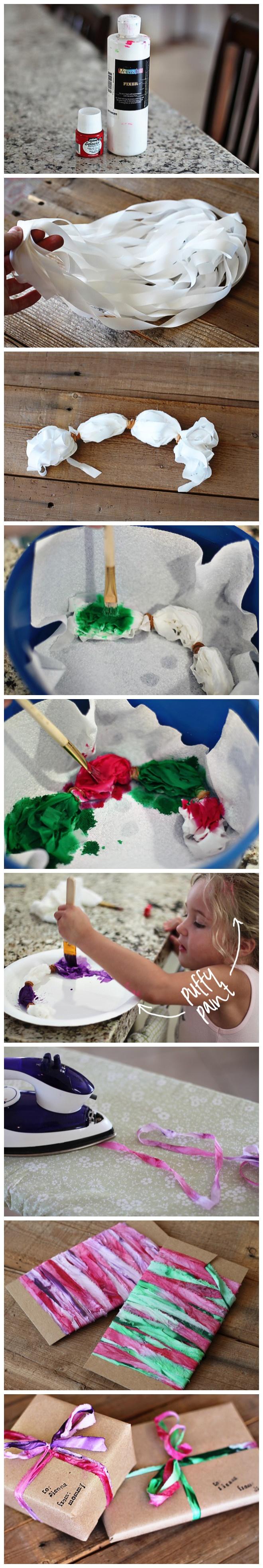 Color de cinta tie-dye material principal:. Cuerda de algodón blanco cinta 3 Dye utilizado en el paño de Hierro.