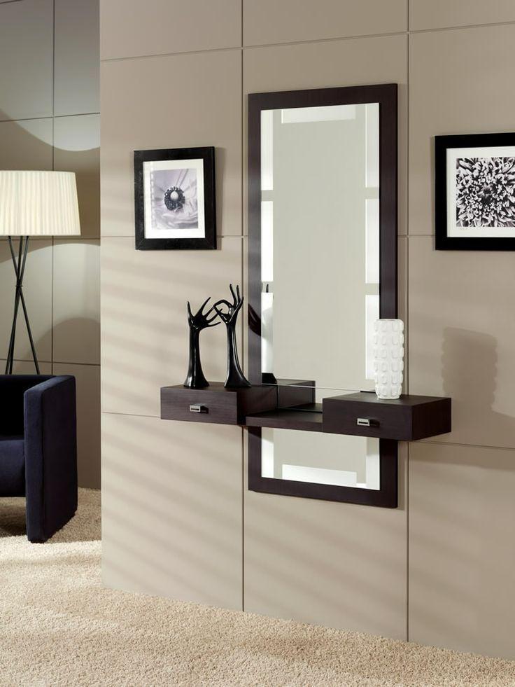 muebles modernos adornos recibidores dulce hogar consolas recibidor