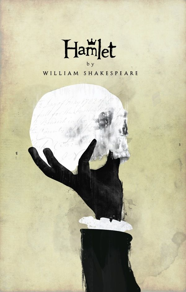 shakespeare book covers by chris hall via behance - Book Cover Design Ideas