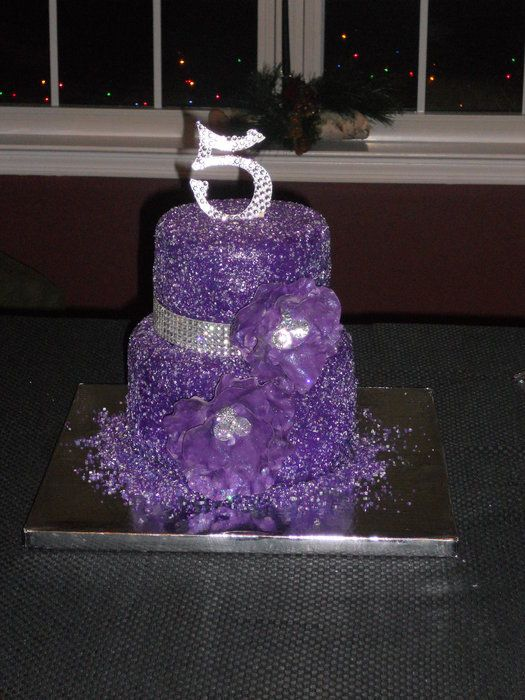38 Best Images About Purple Cakes On Pinterest Owl Cakes