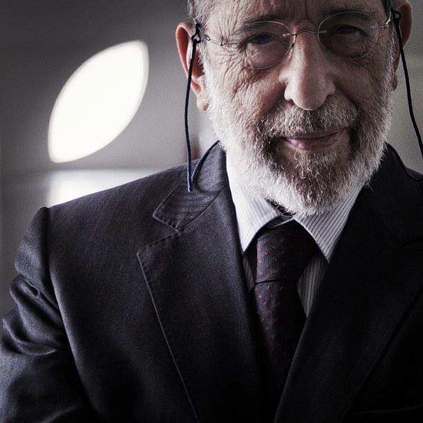 alvaro siza, architect, portugal © Fernando Guerra, FG+SG Architectural Photography
